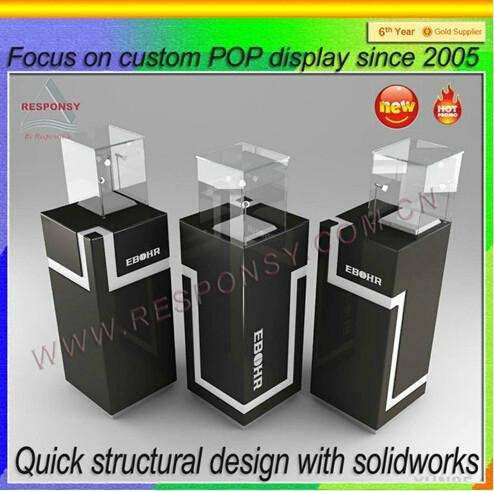 New products customized floor standing display rack 5