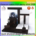 Customized desk top wholesale wrist watch display stand 4