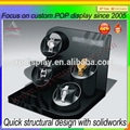 Customized clear acrylic countertop