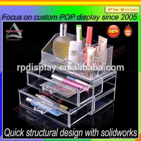 2015 new product acrylic nail polish display stand 5