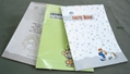 Note book with soft cover