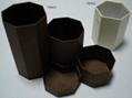 Paper pencil vase/Paper box/gift box/box