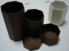 Paper pencil vase/Paper