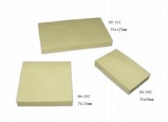 Standard office Sticky note pad/stick note/notes/post it note