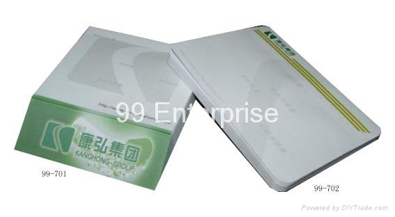 sticky note pad/post it notes/memo pad 1