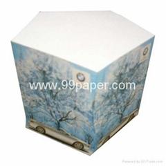 Note Cube/Memo block