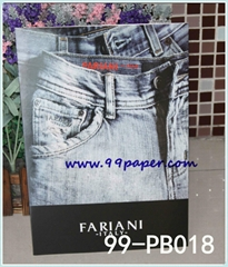 Deluxe paper bags for Jeans