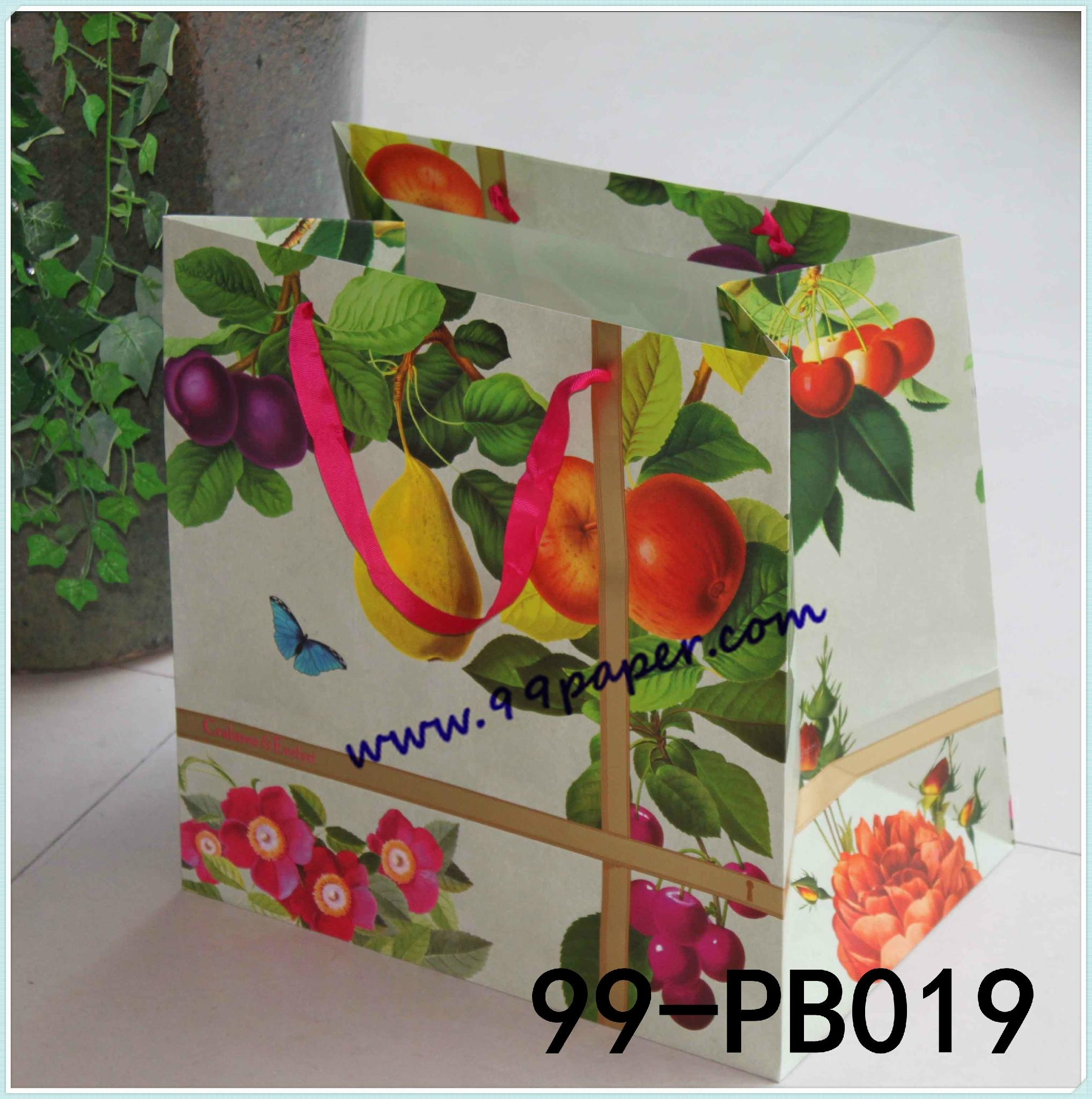 Big size paper tote bags 2