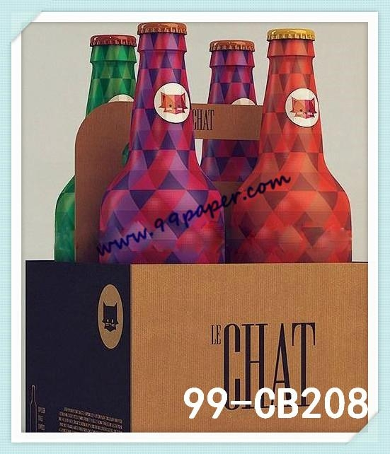 4pcs beer carry boxes 1
