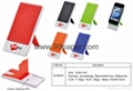 Mobile Holder with Screen cleaning cloth