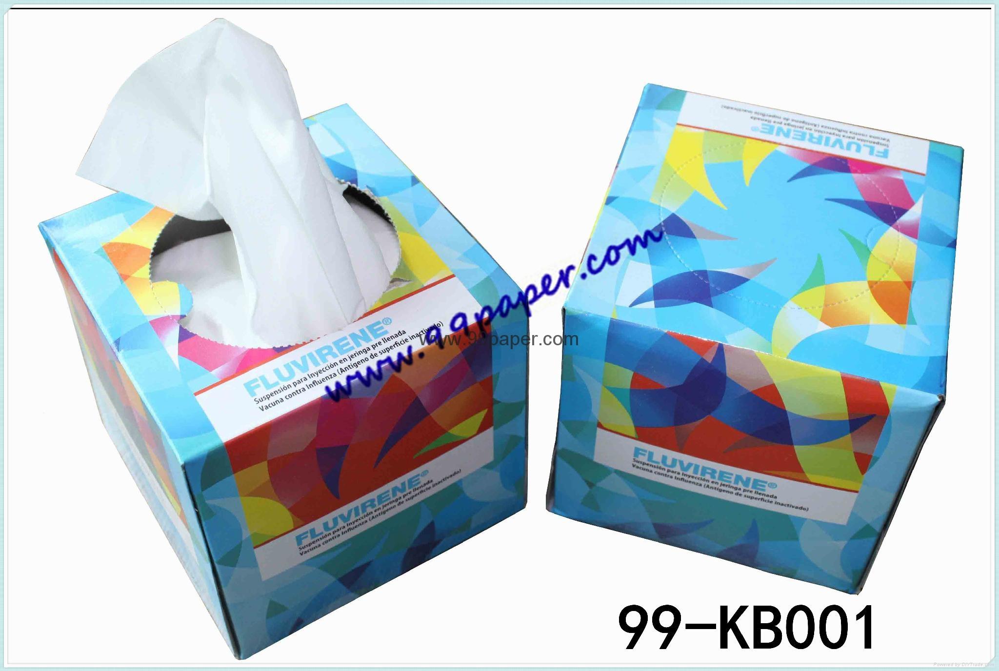 Custom Kleenex boxes 1