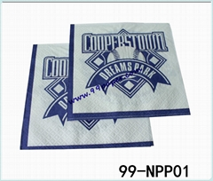Custom Napkin Papepr wit