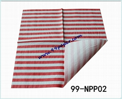 Napkin paper with your p