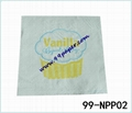 Napkin with your LOGO printing 3