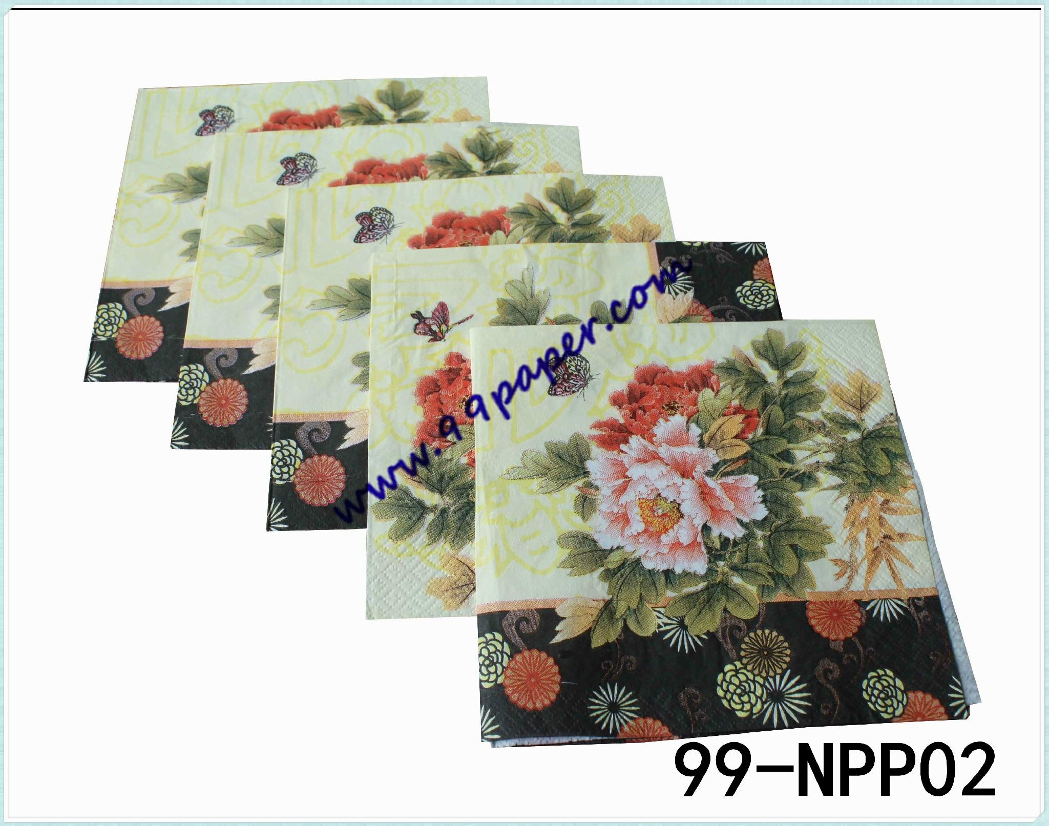 Napkin with your LOGO printing 1