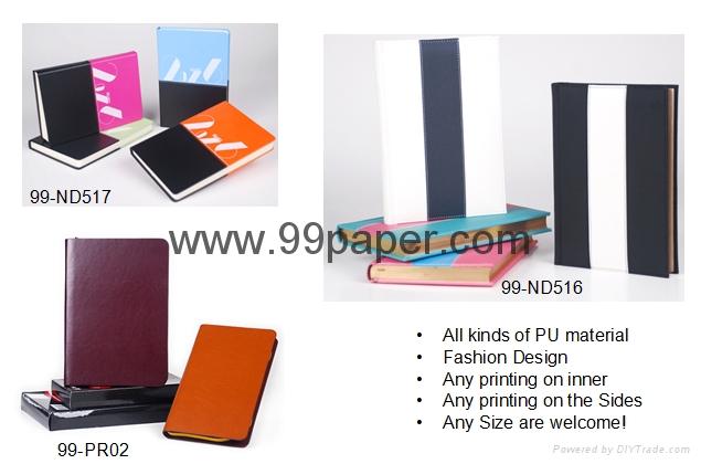 various size diary  1