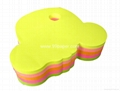 Die cut post it note/Die cut Sticky notes