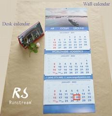 Wall calendar 99-WC-001