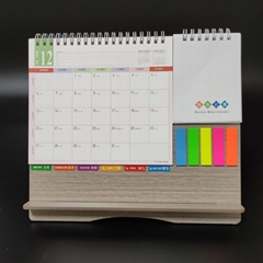 99WC-001 Desk calendar