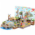 New and Stylish 3D jigsaw puzzle,can plant seeds