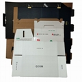 Corrugated boxes, shipping boxes, mail