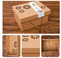 Hollow fruit gift box