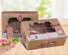 Christmas gift boxes with high quality printing