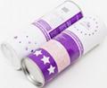 Paper tube for salt