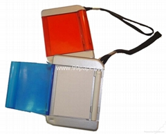 Memo Pad With Holder
