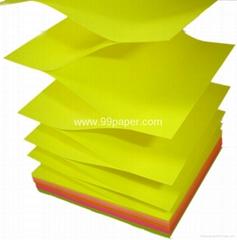 99-NP303P; Pop up sticky notes