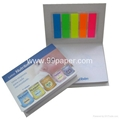 99-J103/ Sticky notes with Jacket and index