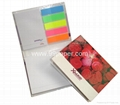 99-B16/Sticky notes with have cover and page marks