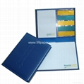 99-PJ001/ Sticky notes with PU cover
