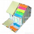99-WH019/House shape memo pad
