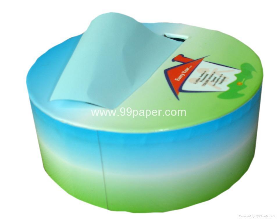99-PBR306/ Pop up Sticky notes with holder