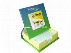 99-MP206; Memo pad with holder