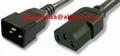 International IEC60320 C14 to C13