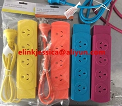 Australia  SAA 4 outlet power board