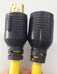 UL,CUL NEMA Locking Extension Cords