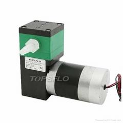 DC Brushless mini  diaphragm vacuum pump high flow rate