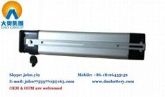 48V 10Ah ebike battery pack Li-ion EV battery, Samsung cells
