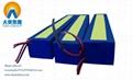 48V 10Ah ebike battery pack Li-ion EV battery, Samsung cells 2