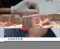 Custom design case water transfer printing mobile case for iPhone 6/6 plus