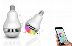 smart music bulb