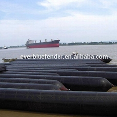 CCS certification marine rubber airbag for ship launching