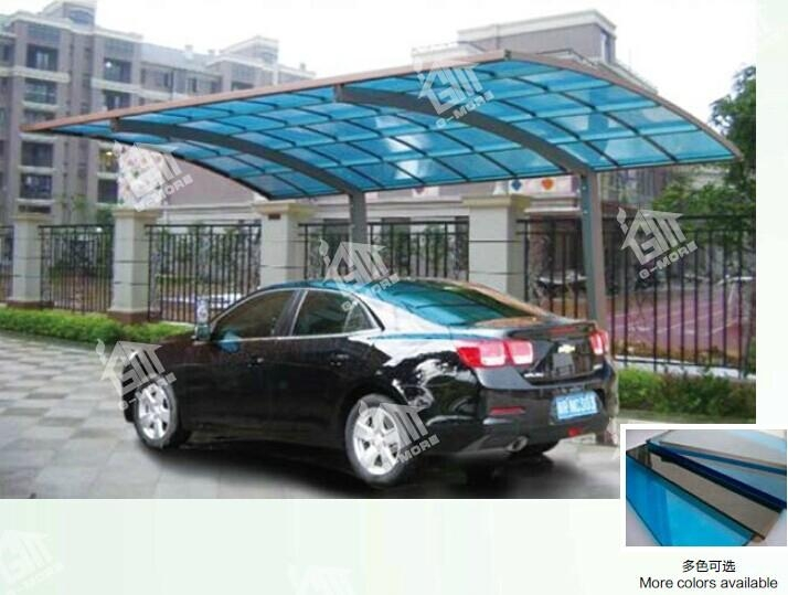 2015 New Outdoor Solution Free shipping High Grade DIY Aluminum Carport  Hot Sal 1
