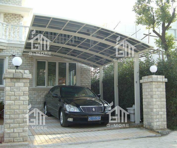 2015 New Outdoor Solution Free shipping High Grade DIY Aluminum Carport  Hot Sal 2