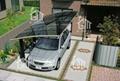 2015 New Outdoor Solution Free shipping High Grade DIY Aluminum Carport  Hot Sal 3