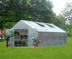 2015 New Free shipping Hobby 4M Width Greenhouse - Titan series