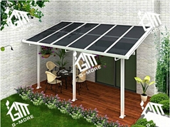 2015 New Free shipping high-grade patio cover 10 years warranty